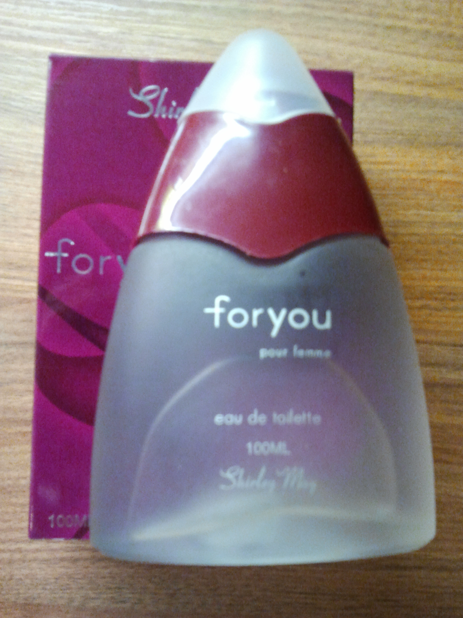 Parfem For you 100 ml